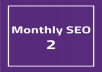 Monthly Alpha PLUS SEO v6.2 -Less Than 2 Bucks a Day, Your Monthly SEO is Taken Care Of