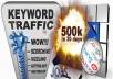 Keyword SEO Traffic Boost