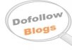 ♣♣ do Manually LowOBL 30 Blog Comment 5xP... for $7
