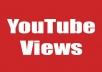 SUPER FAST 2500+ Safe Youtube views - 60 Sec Retention