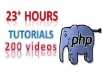 give BEGINNER 200 Video Tutorials for Learn A to Z ph... for $5
