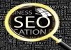 Advanced Level 2 SEO Package to Boost Your Website Ra... for $75