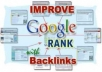 submit your website to  90 Profile Backlinks on 30 Hi... for $13