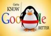 genuinely Build Google Panda, Penguin Safe, High pr, ... for $30