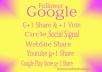 give you 105 US base Google Plus Circle Followers