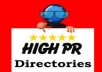 30 SEO-FRIENDLY DIRECTORY SUBMISSION SERVICE