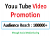 Video Viral Marketing Promotion for $149