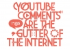 Provide you 100+ Youtube Comments with 100+ Different Youtube Accounts With a bonus of 500 Views