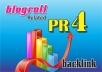 I give you backlink 30x DA20+ blogroll different IPs