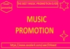 Get usa user based music promotion 50 comments + 50 l... for $2