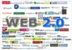 GIVE YOU 5 HIGH PR WEB 2.0 PROPERTIES for $5