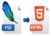 I will convert PSD to HTML