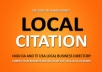 Submit Your Business Details On 30 Top USA Local Citations