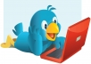 Greatest 6000+ Twitter Followers Will be Added to Your Account Just
