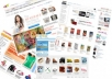 I will give premium ecommerce wordpres website