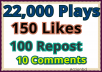 22K Safe Plays and Super Music Promotion