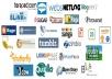 Build 50 web 2.0 blog of Highest Quality & Most Effective Links!