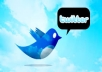 Greatest 3000+ Twitter Followers Will be Added to Your Account Just