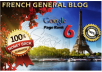 guest post your article on FRENCH PR6 general blog for $14