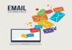 Provide you with SMTP server with sending platform for $65