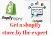 $100 Daily with Shopify Store Guaranteed   for $50