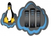 KVM Cloud server pure SSD, fast I/O 750 GB traffic clean ip, 1gbps