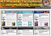 give you 47 Ready made Clickbank, Adsense and Amazon Websites