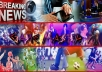 Design an attractive youtube banner for you