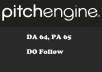 Write & Publish on Pitchengine.com