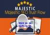 50 High PBN Post TF/CF 50+ - 30+, DA 77 - 30+ Dofollow PBN Backlink - Permanent and Manual