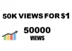 50000 HQ safe Social view for $1