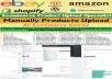 Best products listing on amazon, eBay, Shopify, Magento
