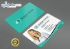 Get PROFESSIONAL 1 (One) Business Card Design