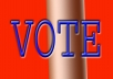 100 US ip online poll contest votes for $5