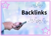 Get 4000 Shortener Backlinks to dominate search engines and be on the top position for Google,