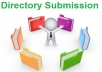 High PR  250 directory submission for your website for $5