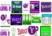 Yahoo answers from level 2 account. 100 answer set up