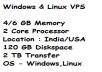 i am Provide Low Prize Best Windows VPS with 1gbps internet speed