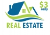 Make a real estate logo for your business for $5
