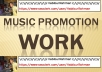 Music Promotion 522 Follower Or 522 Likes Or 522 Repo... for $2