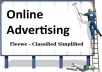 I will post 50 ads on unique high PR classified websites