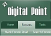Signature Space on Digital Point Forum post 1K