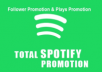 Get 500 Real Spotify Followers - Non Drop Guarantee