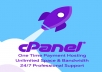 Unlimited cPanel Web Hosting only $4.99 for 1 Year for $870