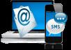 Bulk email SMS sender for 1 month