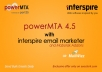 Install and Configure PowerMTA + Interspire or Mailwizz