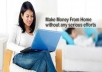 Take Surveys For Cash .make money form home