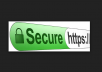 install free SSL certificate on your website for $5