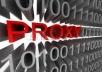Approxemetly 1K  Proxy List anywhere