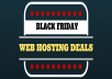 Give you Black Friday Hosting Coupons and Up to 83 Pe... for $1